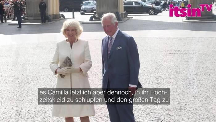 News video: Prinz Charles & Herzogin Camilla: Darum musste ihre Hochzeit fast abgesagt werden