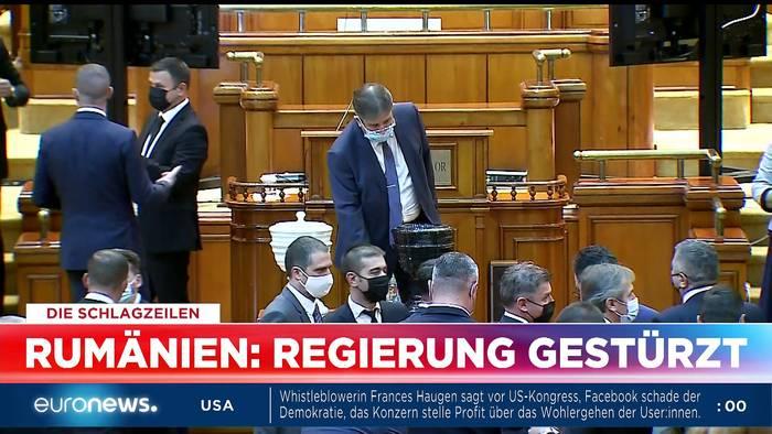News video: Was wird aus Laschet? Euronews am Abend am 05.10.