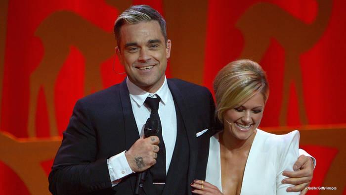 Video: Helene Fischer bekommt DIESES Angebot von Robbie Williams