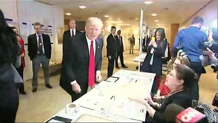 Video: Nicht mehr unter den Top 400 der Forbes-Liste: Donald Trump büßt Vermögen ein