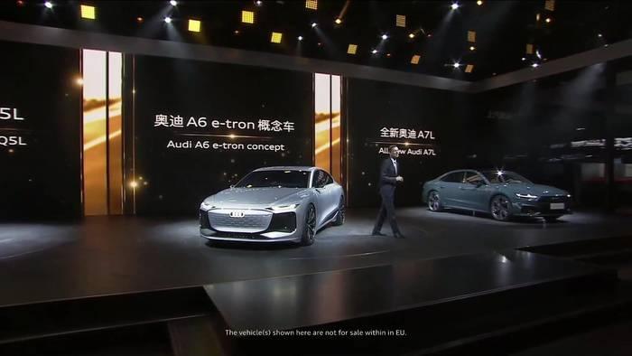 News video: Audi Media Days - Corporate & Business - Teil 3