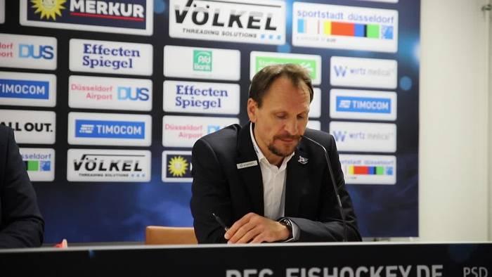 News video: Adler Mannheim nehmen auch die Hürde in Düsseldorf