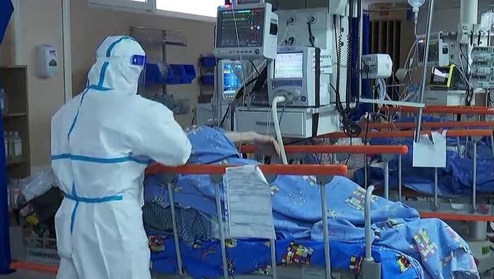 News video: Rumänien stöhnt unter vierter Pandemie-Welle