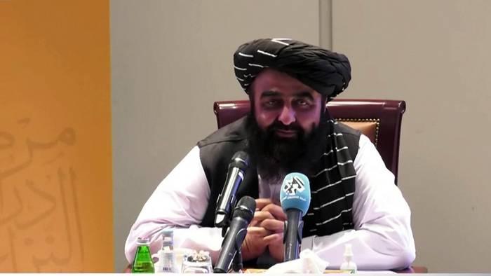 News video: Verhandlungen mit den Taliban: Anstellen bitte