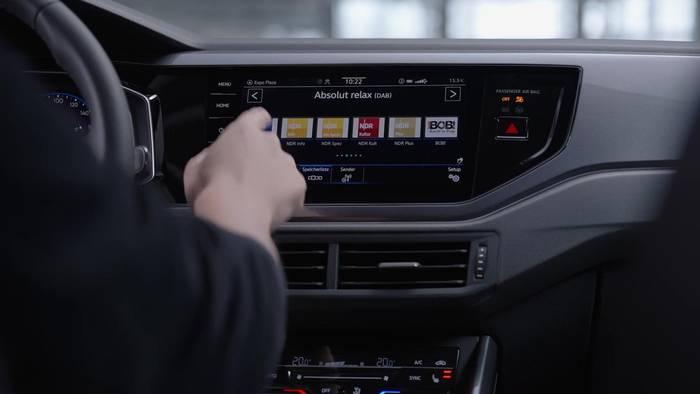 News video: Der neue Volkswagen Polo - Digitalisiertes Interieur