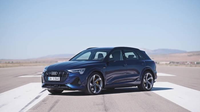 News video: Der Audi e-tron S und der Audi e-tron S Sportback - Neuartige Lösungen - die Aerodynamik