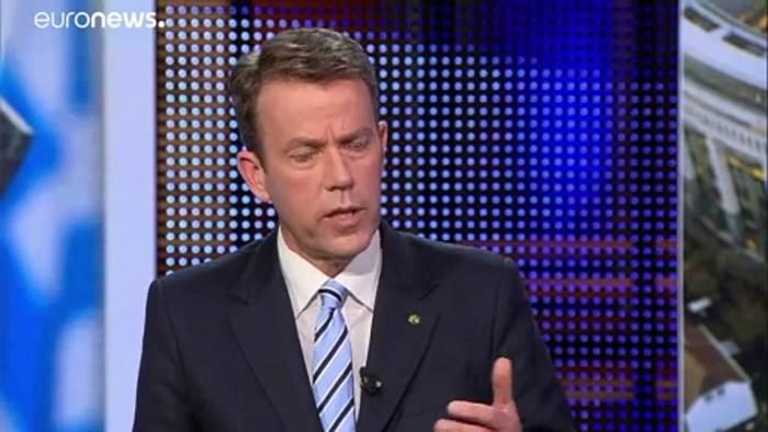News video: Nach U-Boot-Streit: Australien will wieder Handel mit der EU
