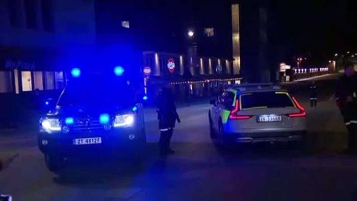 News video: Fünf Tote in Kongsberg: 37-jähriger Däne als mutmaßlicher Bogenschütze festgenommen