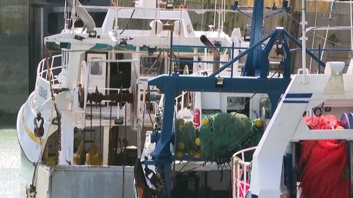 News video: Konflikt um Fischerei-Lizenzen: Paris droht London offen mit Vergeltung