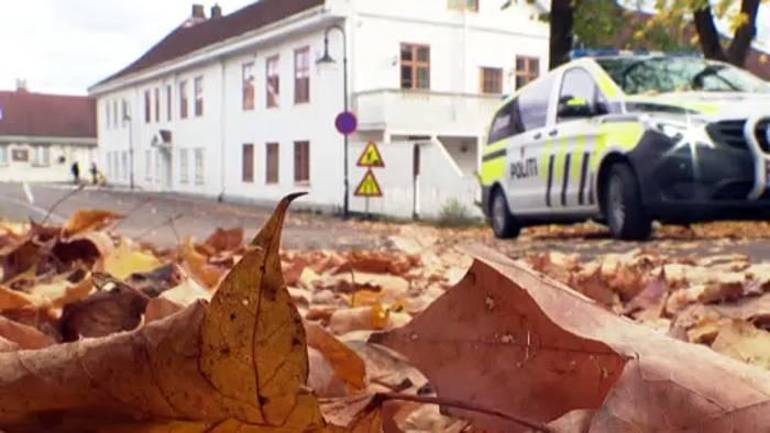News video: 37-jähriger Däne der Bluttat verdächtigt - Ganz Norwegen fragt: Warum?