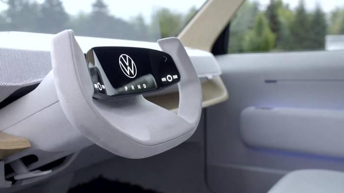 News video: Der Volkswagen ID. LIFE - Das Interieur-Design - viel Raum für digitales Leben