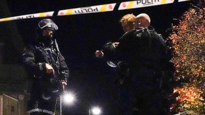News video: Tödliches Attentat in Norwegen: Polizei schnappt mutmaßlichen Täter