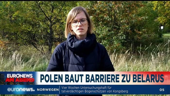 News video: Ampel-Koalition und Angriff auf Abgeordneten: Euronews am Abend 15.10.