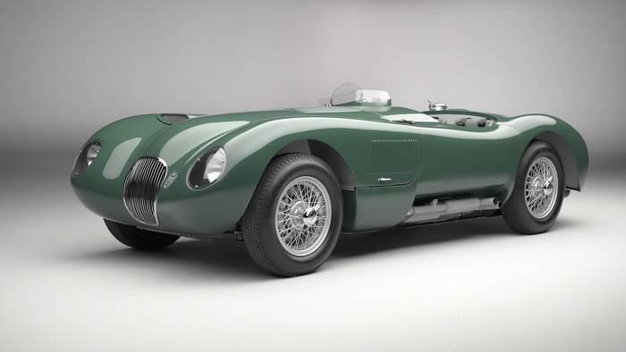 News video: Der Jaguar C-Type Continuation die Kurzfassung