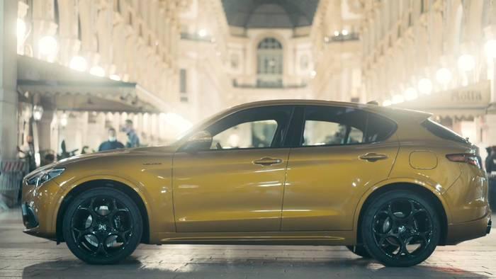 News video: Sondermodelle Alfa Romeo Giulia GT Junior und Alfa Romeo Stelvio GT Junior