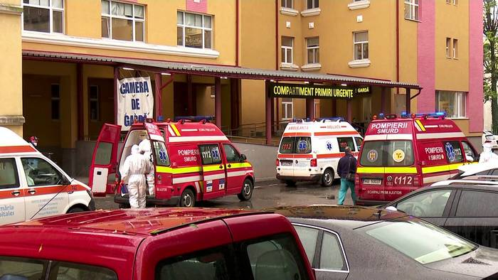 News video: 1.002 Todesfälle: Russland meldet neuen Corona-Höchststand