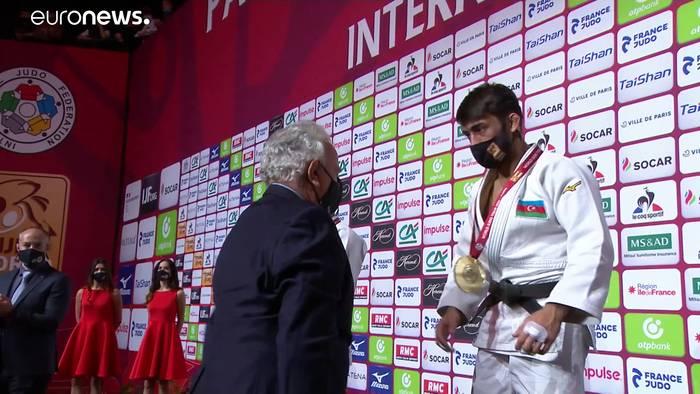 Video: Pariser Judo-Grand-Slam: Japan in Gold