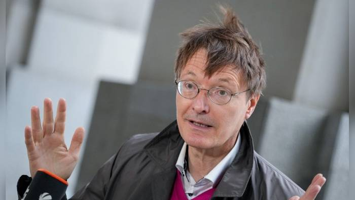News video: Karl Lauterbach warnt vor Problemen mit Long Covid bei Kindern