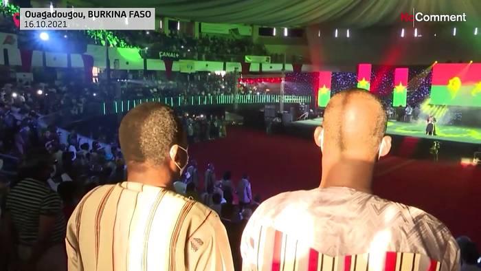 News video: Besser als Cannes oder Locarno: Das FESPACO in Ouagadougou