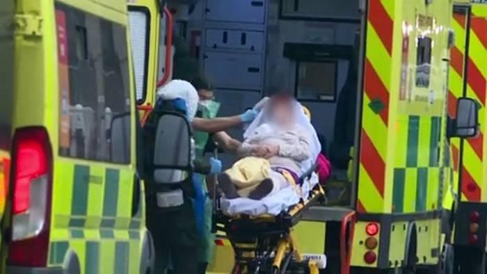 News video: Großbritannien: 45.000 Corona-Neuinfektionen an einem Tag