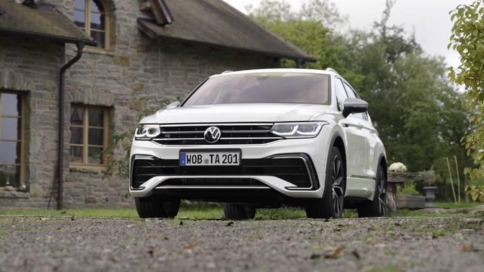 News video: Der neue Volkswagen Tiguan Allspace - Die Assistenz- und Komfortsysteme