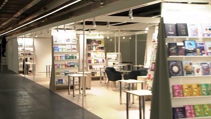 Video: Frankfurter Buchmesse: