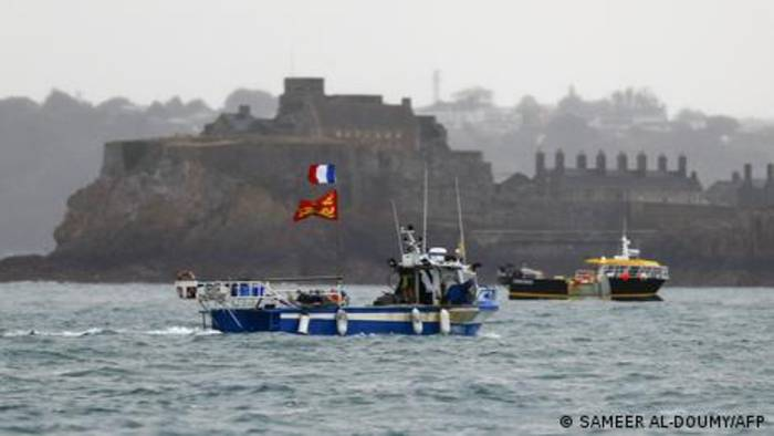 News video: Frankreich: Fischereistreit um Fanggründe