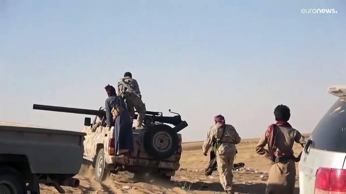 News video: Ex-Bundeswehrsoldaten wegen Terrorverdachts festgenommen
