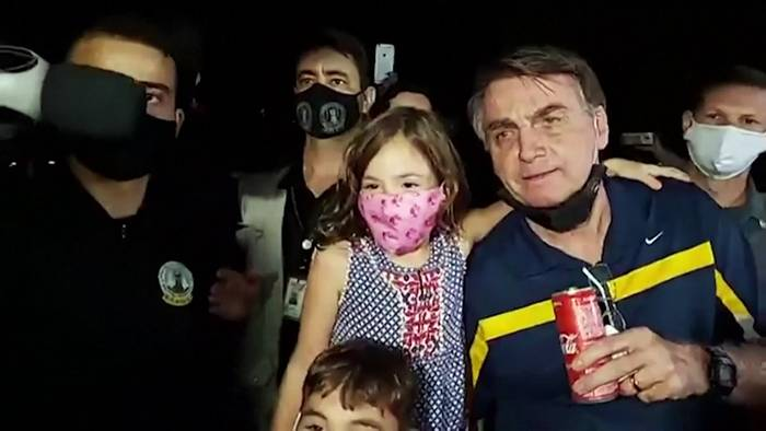 News video: Corona-Politik: Schwere Vorwürfe gegen Bolsonaro - kommt es zur Anklage?