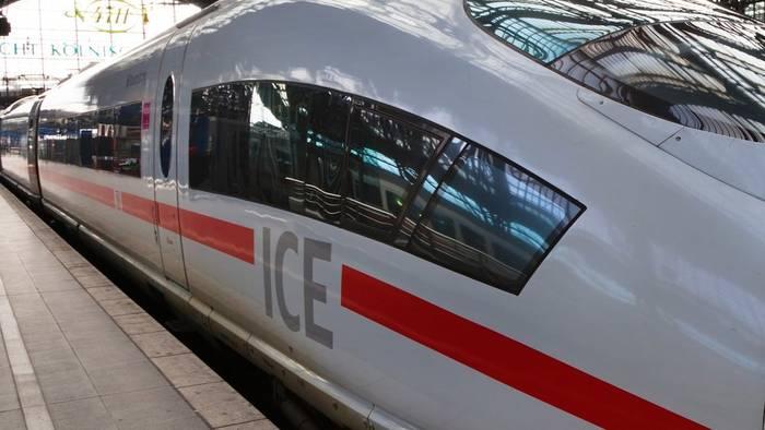 News video: Ignatz wütet: Sturmtief beeinträchtigt deutschen Zugverkehr