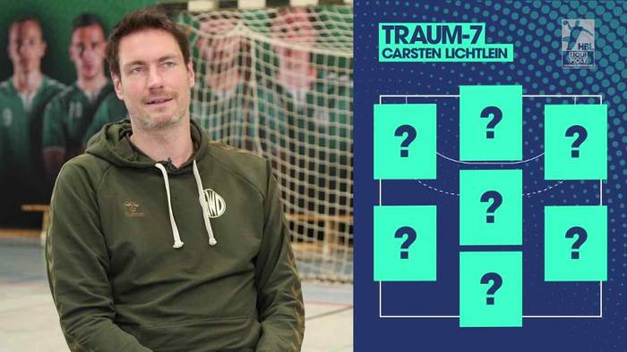 News video: Carsten Lichtlein (GWD Minden) verrät seine