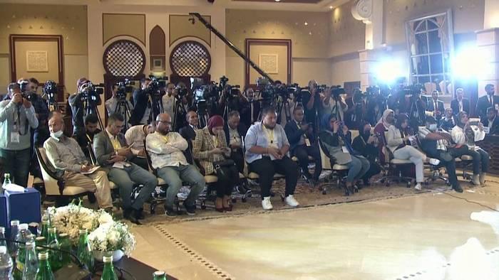 News video: Der steinige Weg zu Wahlen in Libyen