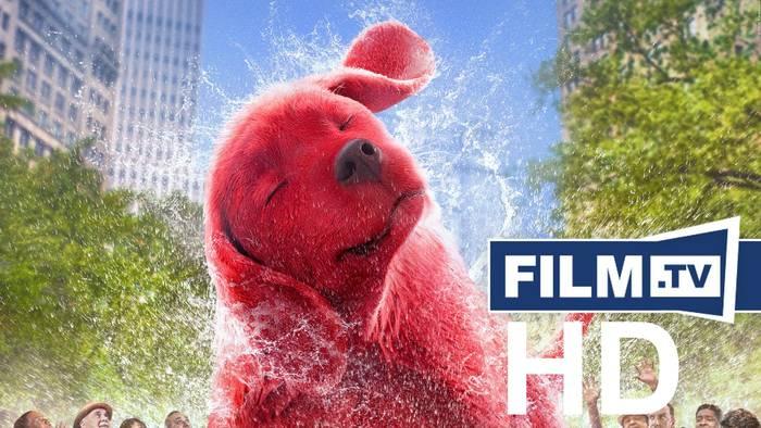 News video: Clifford - Der große rote Hund Trailer Deutsch German (2021)