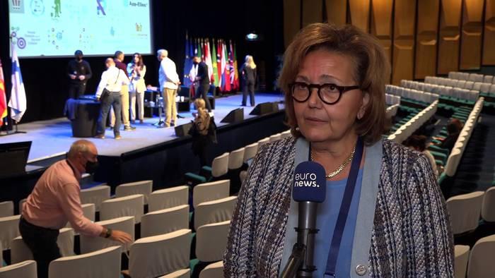 News video: Europäische Sicherheitskonferenz in Nizza - Mehr Zusammenarbeit im Kampf gegen Kriminalität