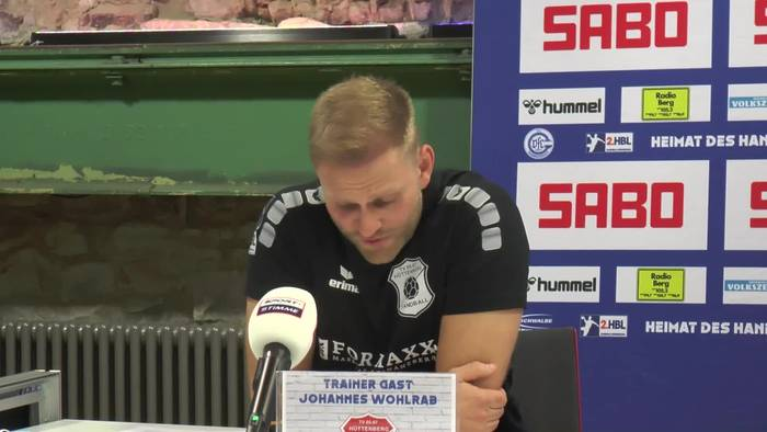 News video: 2. Handball Bundesliga: Spitzenspiel geht klar an den Altmeister VFL Gummersbach