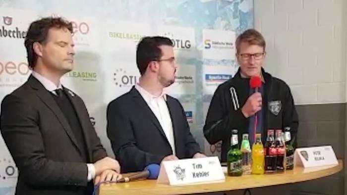 News video: DEL2: Kassels Krise spitzt sich weiter zu - 0:3 Pleite gegen Bayreuth