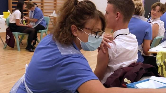 News video: WHO warnt Großbritannien: Impfen genügt nicht