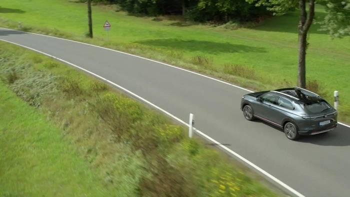 News video: Mehr Fahrspaß und Komfort im neuen Honda HR-V