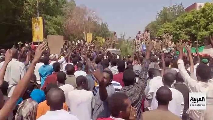News video: Putsch im Sudan: Armee schießt auf Demonstrierende, mehrere Tote