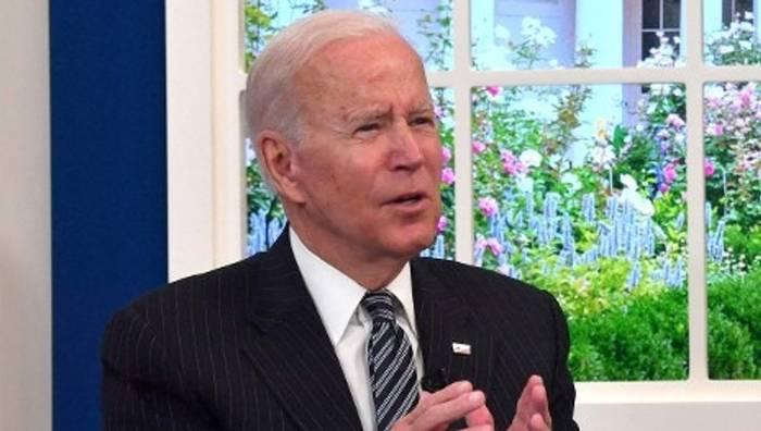 Video: Joe Biden platzt der Kragen: US-Präsident schießt gegen Donald Trump